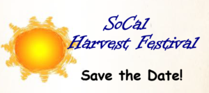 Sun, Socal, Save the Date, Murrieta, Murrieta United Methodist Church, mumc, Socal Harvest Festival